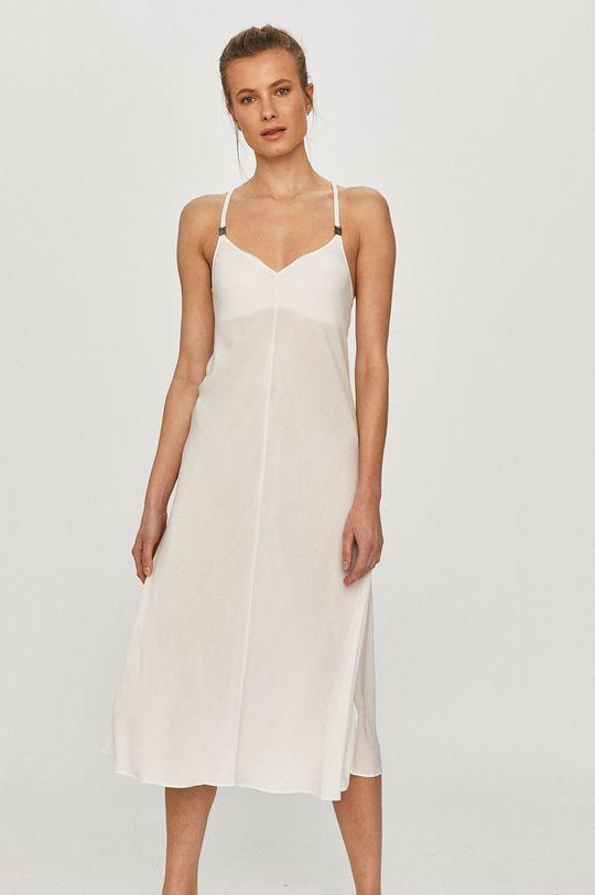biela Calvin Klein - Plážové šaty Dámsky