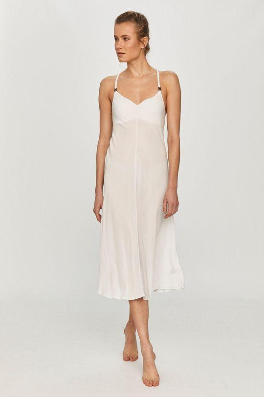 Calvin Klein - Plážové šaty biela