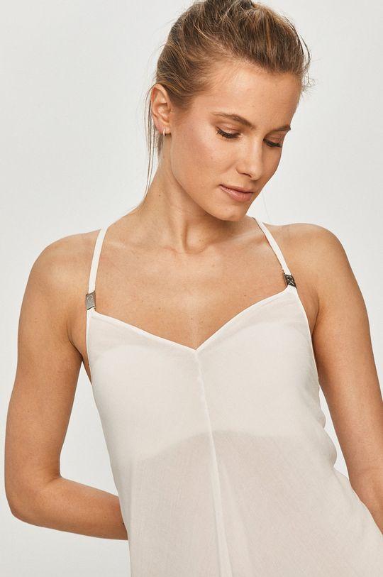 biela Calvin Klein - Plážové šaty