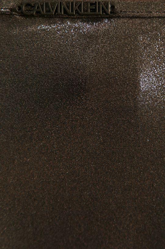 strieborná Calvin Klein - Plavkové nohavičky