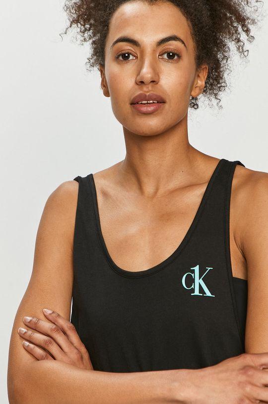 čierna Calvin Klein - Plážový overal