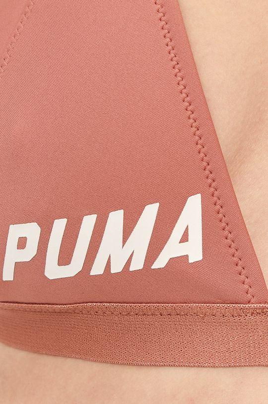 fiołkowo różowy Puma - Biustonosz kąpielowy