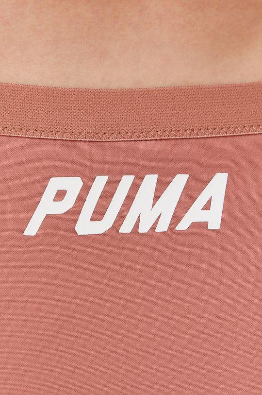 fiołkowo różowy Puma - Figi kąpielowe