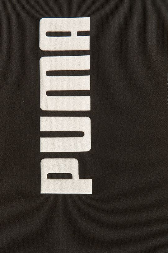 čierna Puma - Športová podprsenka