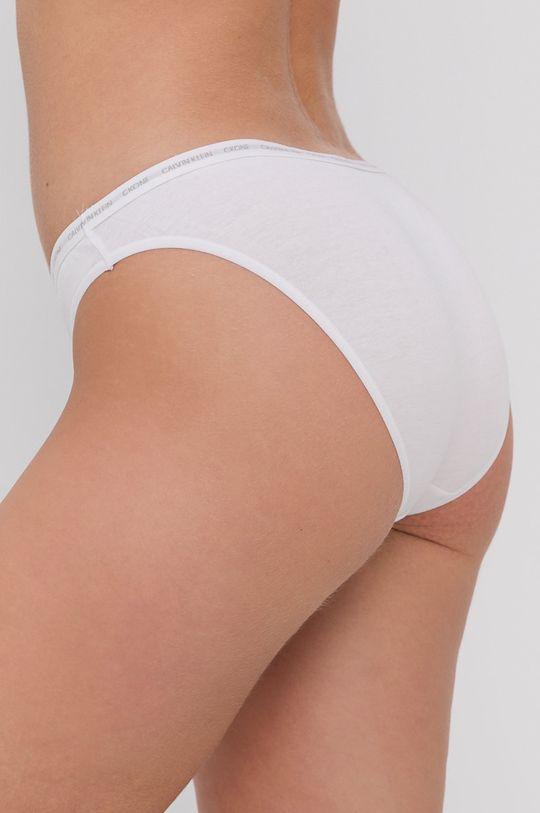 biały Calvin Klein Underwear - Figi (2-pack)