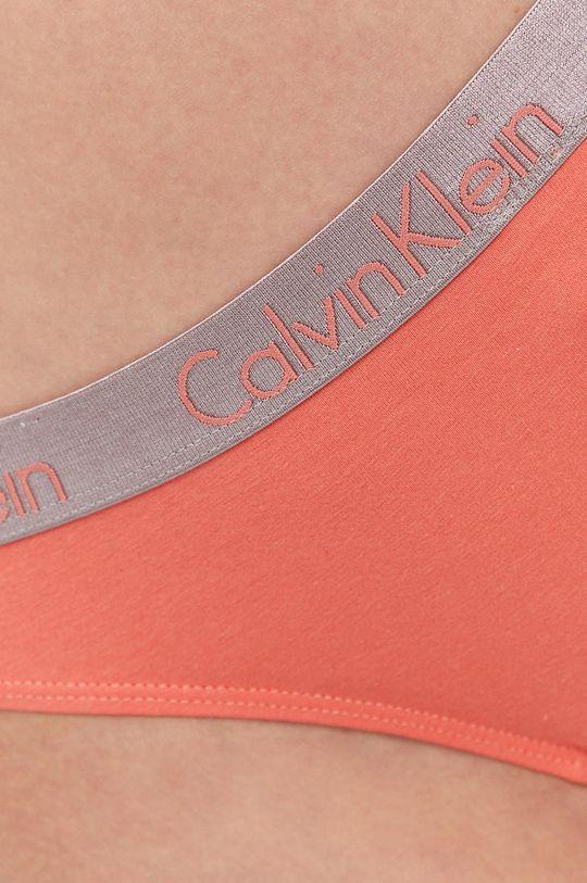Calvin Klein Underwear - Tangá  Podšívka: 100% Bavlna Základná látka: 95% Bavlna, 5% Elastan Úprava : 9% Elastan, 62% Polyamid, 29% Polyester