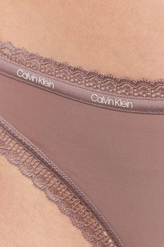 Calvin Klein Underwear - Tangá  Podšívka: 100% Bavlna Základná látka: 15% Elastan, 85% Nylón Úprava : 37% Elastan, 63% Nylón