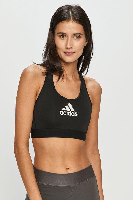 černá adidas Performance - Sportovní podprsenka Dámský