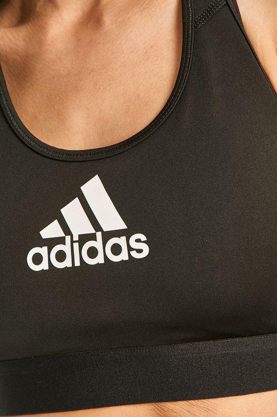 černá adidas Performance - Sportovní podprsenka