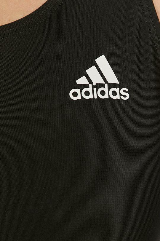 čierna adidas Performance - Plavky