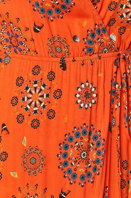 pomarańczowy Desigual - Sukienka