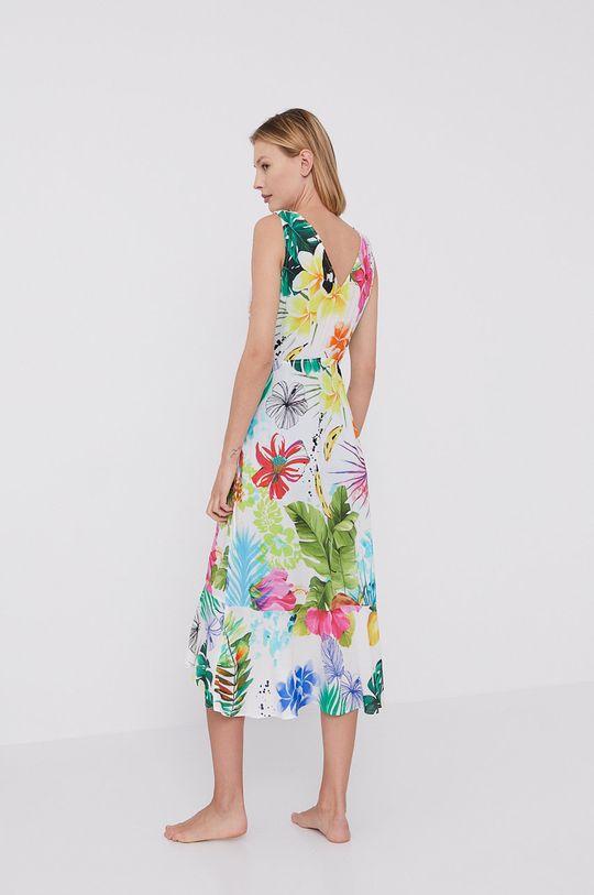 Desigual - Sukienka plażowa multicolor
