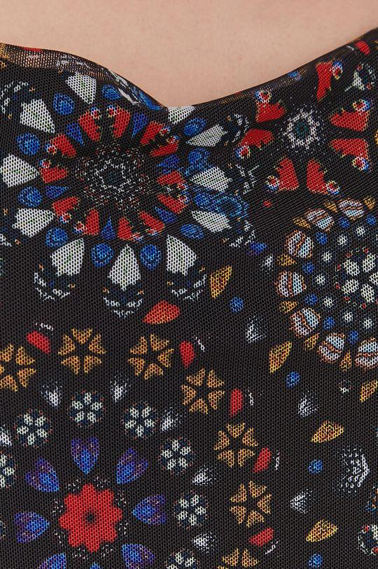 czarny Desigual - Sukienka plażowa
