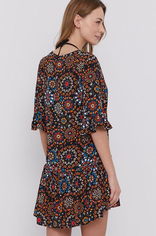 Desigual - Sukienka plażowa czarny