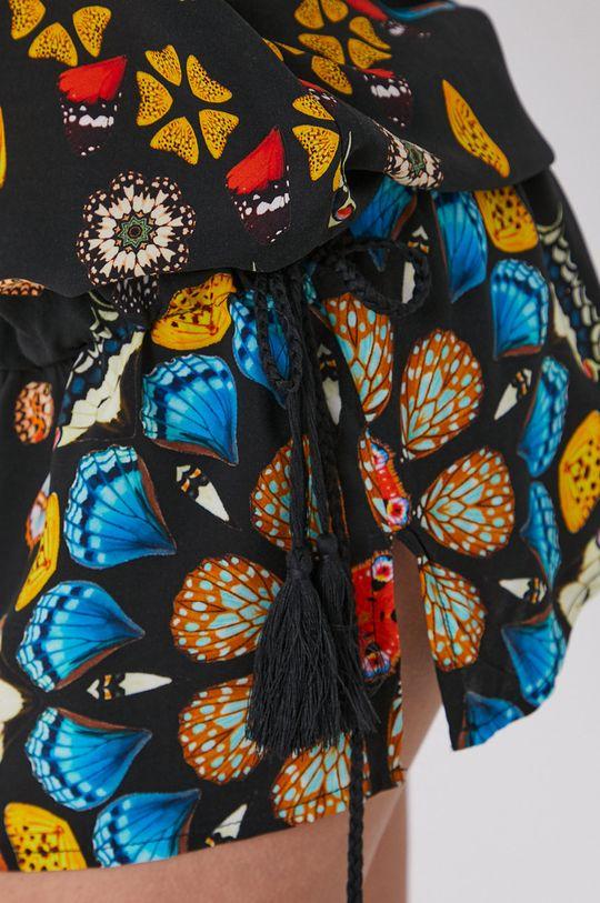 černá Desigual - Plážové šaty