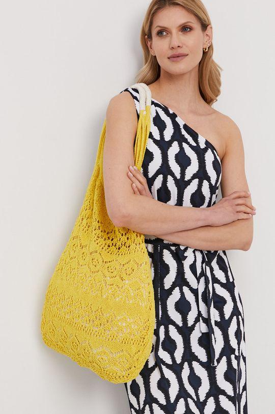 granatowy Max Mara Leisure - Sukienka plażowa