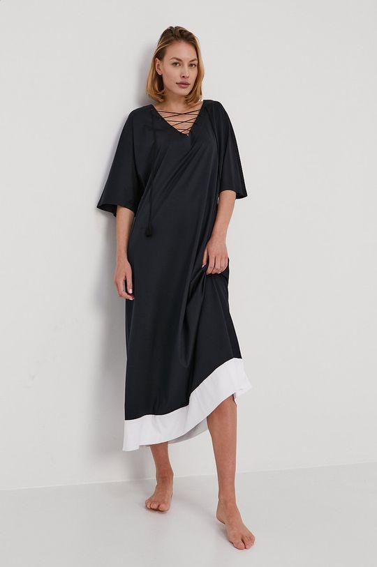 Max Mara Leisure - Sukienka plażowa 30 % Bawełna, 70 % Lyocell