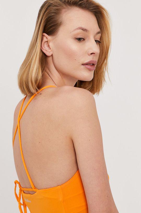 pomarańczowy Max Mara Leisure - Sukienka plażowa