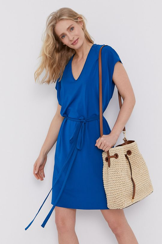 jasny niebieski Max Mara Leisure - Sukienka plażowa Damski