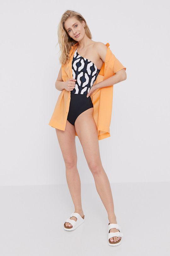 Max Mara Leisure - Plavky  Podšívka: 16% Elastan, 84% Polyamid Základná látka: 15% Elastan, 85% Polyamid