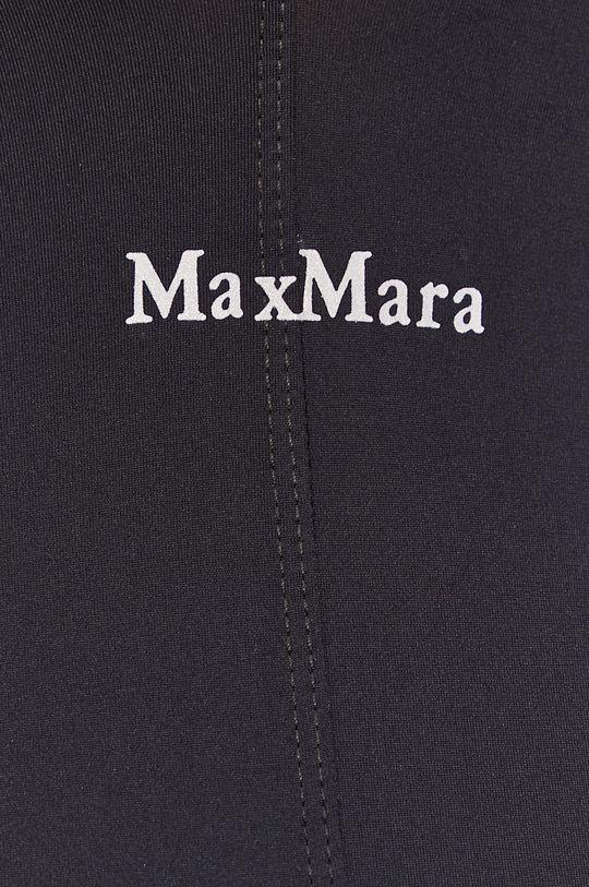 czarny Max Mara Leisure - Strój kąpielowy