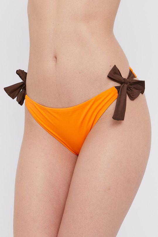 pomarańczowy Max Mara Leisure - Figi kąpielowe Damski