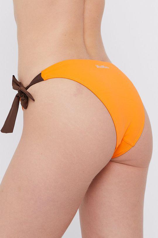 Max Mara Leisure - Figi kąpielowe pomarańczowy