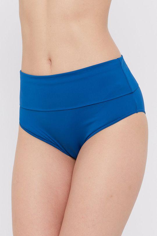 niebieski Max Mara Leisure - Figi kąpielowe Damski