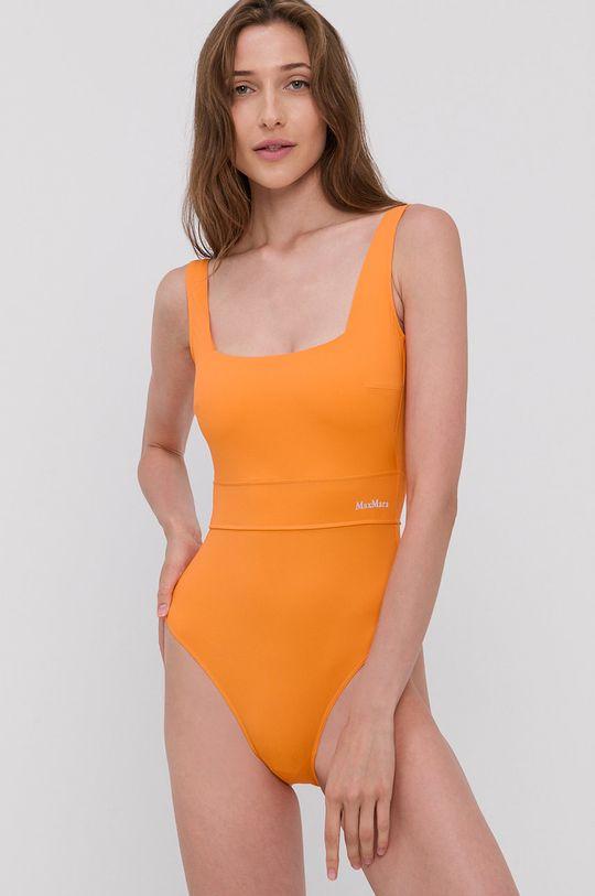 oranžová Max Mara Leisure - Plavky Dámský