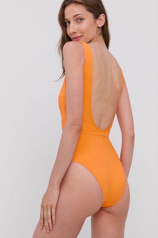 Max Mara Leisure - Plavky oranžová