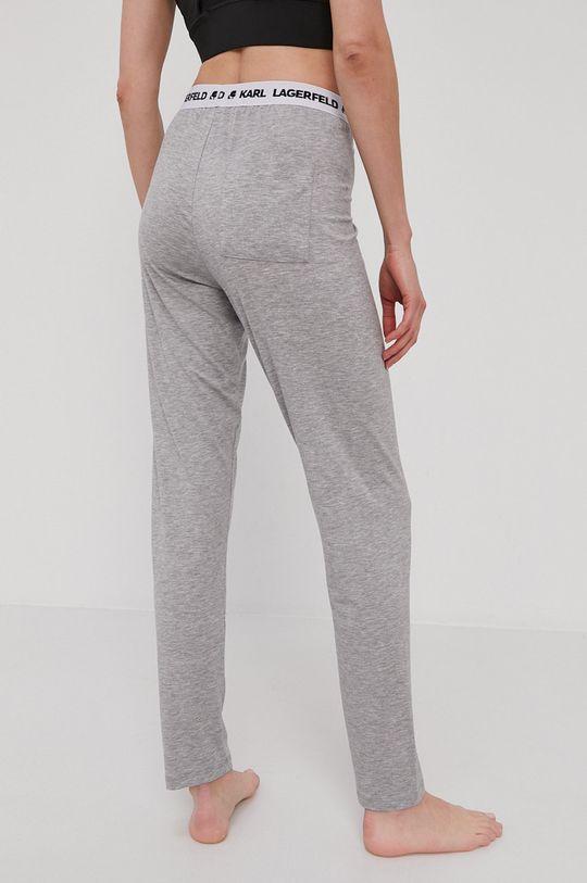 Karl Lagerfeld - Spodnie piżamowe 5 % Elastan, 95 % Lyocell