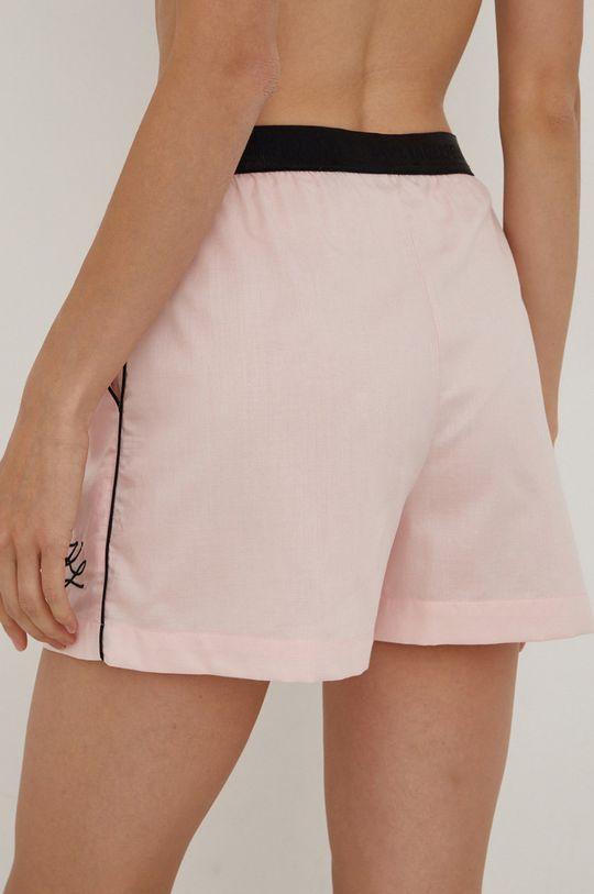 Karl Lagerfeld - Piżama 50 % Bawełna, 50 % Wiskoza