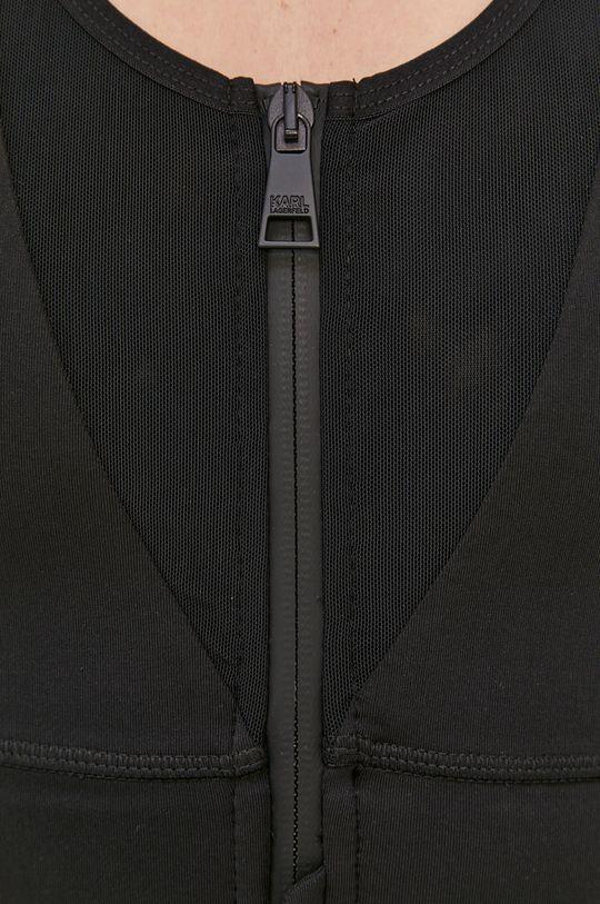 Karl Lagerfeld - Biustonosz sportowy 25 % Elastan, 75 % Poliester