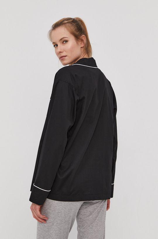 Karl Lagerfeld - Koszula piżamowa 50 % Bawełna, 50 % Wiskoza