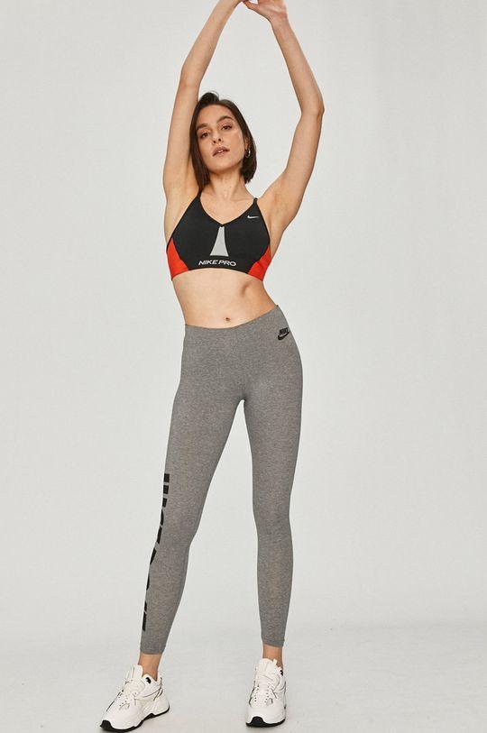 Nike - Športová podprsenka Indy čierna