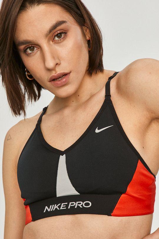 čierna Nike - Športová podprsenka Indy