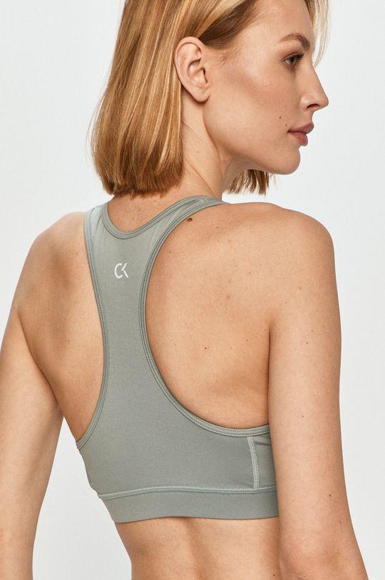 Calvin Klein Performance - Biustonosz sportowy 12 % Elastan, 88 % Poliester