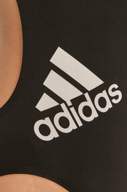czarny adidas Performance - Strój kąpielowy