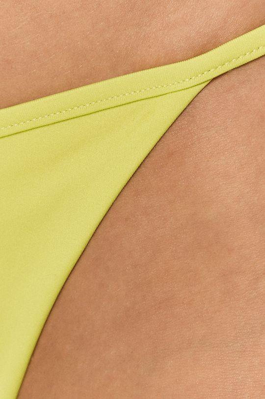 žlutě zelená Armani Exchange - Plavkové kalhotky