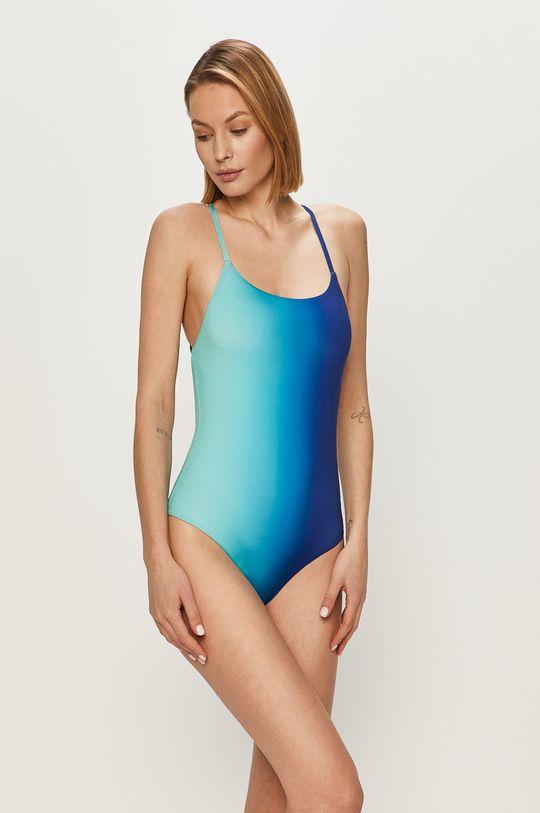 niebieski Armani Exchange - Strój kąpielowy Damski
