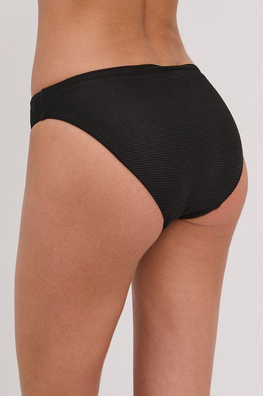 Tommy Hilfiger - Plavkové nohavičky čierna