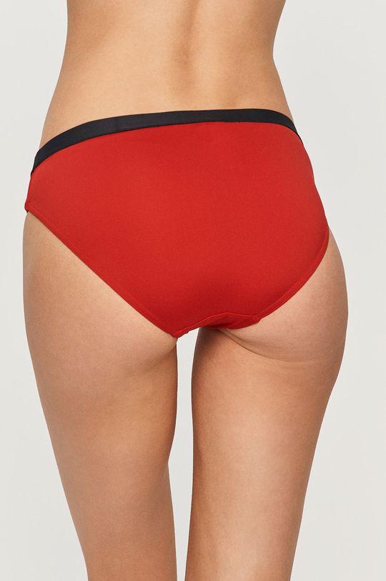 Tommy Hilfiger - Plavkové nohavičky červená