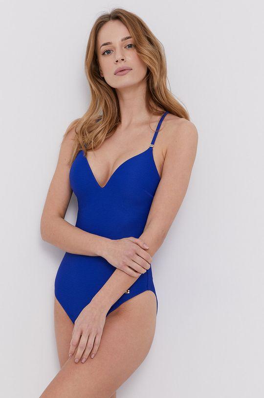 kék Tommy Hilfiger - Fürdőruha Női