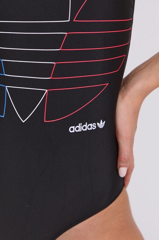 čierna adidas Originals - Plavky