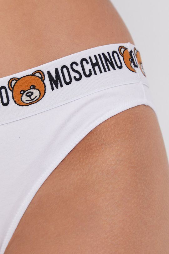 bílá Moschino Underwear - Kalhotky
