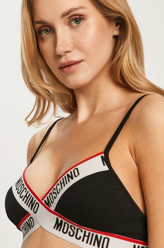 černá Moschino Underwear - Podprsenka