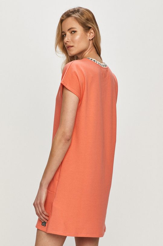 Dkny - Noční košilka  57% Bavlna, 5% Elastan, 38% Polyester