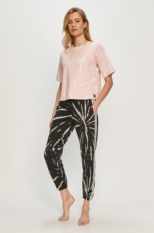 růžová Dkny - Pyžamové tričko Dámský