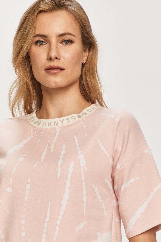 růžová Dkny - Pyžamové tričko