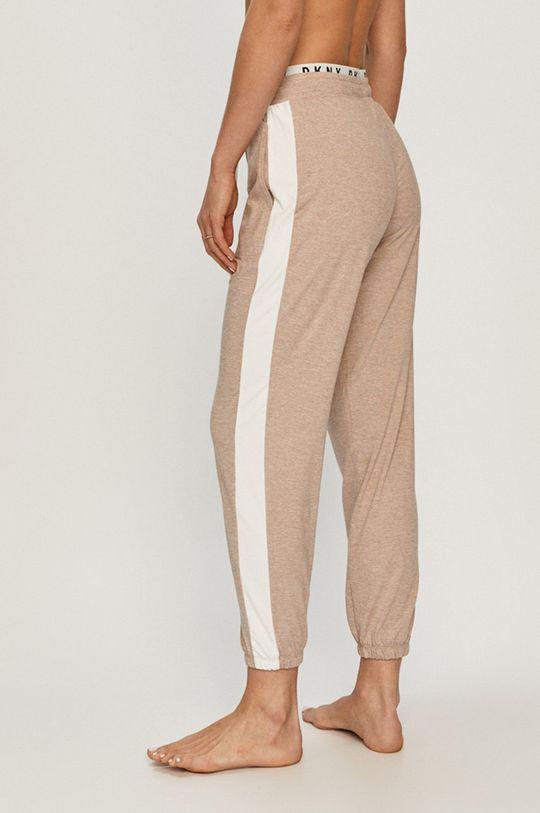 Dkny - Pyžamové kalhoty béžová